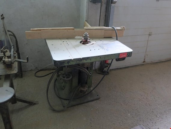 Spindle moulder de ocasión (Auction Premium)